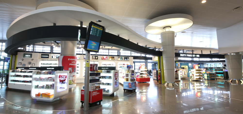 Duty Free Store | Ponta Delgada Airport